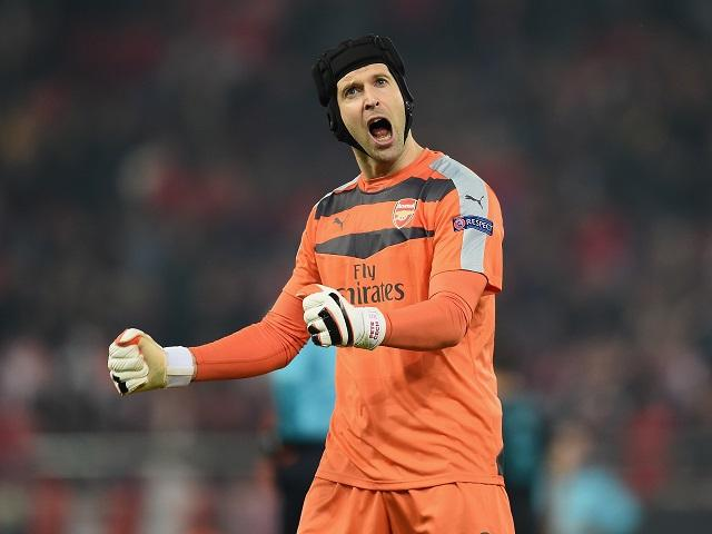 Petr Cech has given Arsenal an injection of character