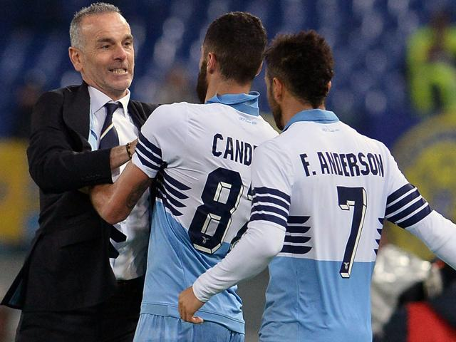 Stefano Pioli has drastically exceeded expectations at Lazio