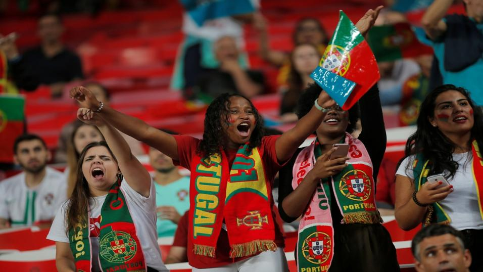 Portugal, Spain Survive Late-Game Chaos to Advance