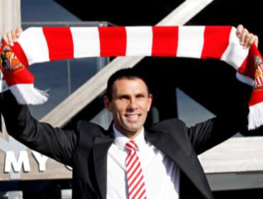 Will Sunderland manager Gus Poyet still be smiling after his first derby game against Newcastle?