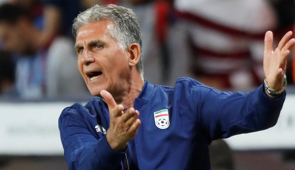 Iran deserve level playing field - Queiroz