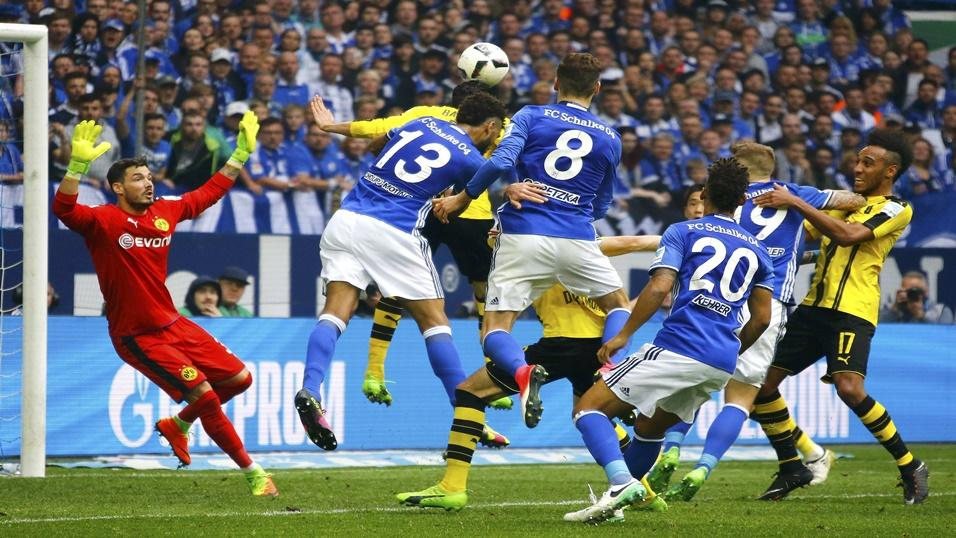 Dortmund Vs Schalke Head To Head