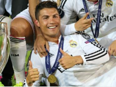 Schalke have been Cristiano Ronaldo's third favourite Champions League opponents as a Real Madrid player