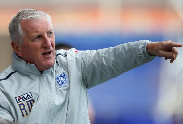 Ronnie Moore's Hartlepool might earn a point at Stevenage