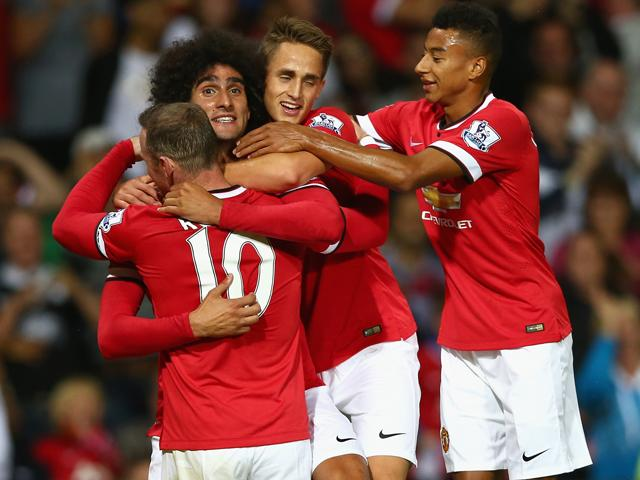 Will Manchester United be celebrating after their match with Crystal Palace?