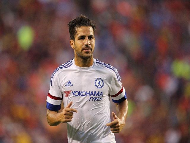 Cesc Fabregas is back to his best in the number ten role