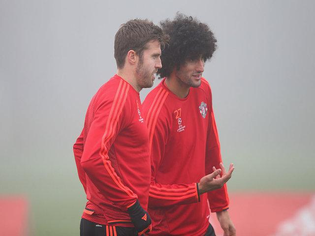 Fellaini has struggled for form this season, and Henderson could exploit this on Sunday