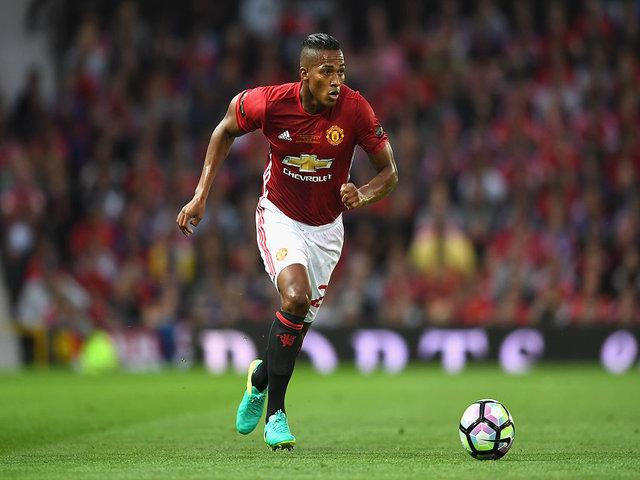 Antonio Valencia will be targeted by Pep Guardiola and Raheem Sterling this weekend