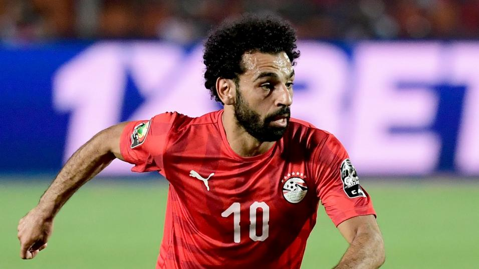 Liverpool and Egypt striker Mo Salah