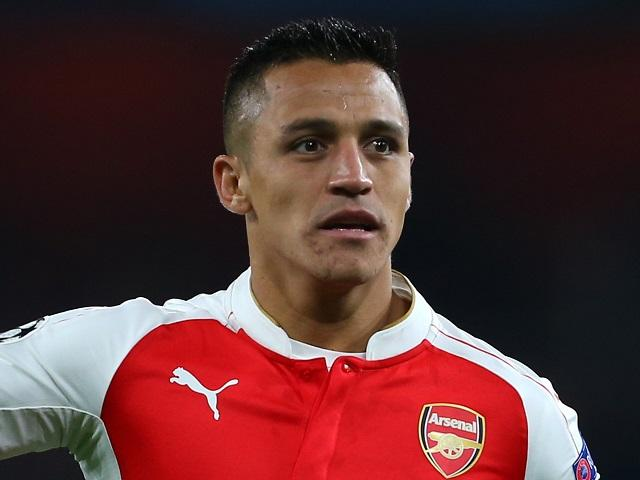 The Gunners will look to Alexis Sanchez for attacking inspiration in their must-win game