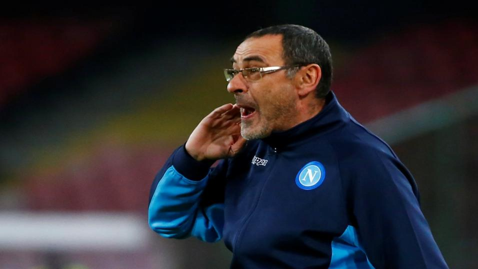 RB Leipzig build special smoking room for Napoli coach Sarri