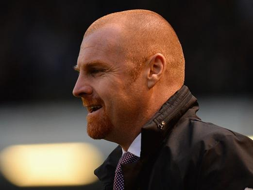 Sean Dyche's Burnley side are in sensational form at Turf Moor