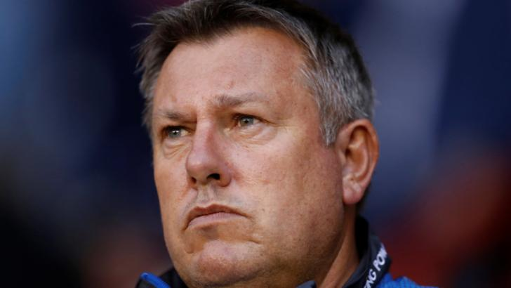 Will Craig Shakespeare look happier after Leicester's match with West Brom?