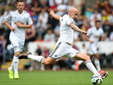 Swansea look capable of outshooting and outscoring Leicester
