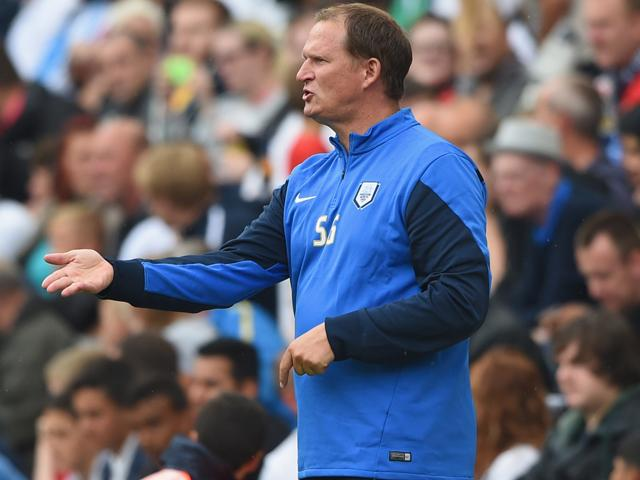 Simon Grayson is seeking his fourth League One promotion in nine years