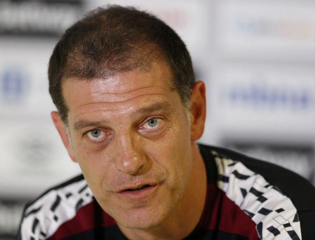Slaven Bilić has been cut to 2/1 to be the next manager to be sacked