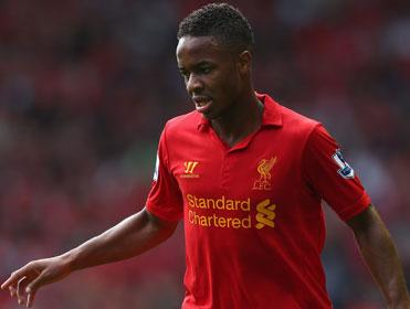 Raheem Sterling should continue upfront for Liverpool