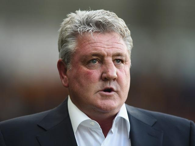 Showing the strain - Steve Bruce has dragged Hull back the hard way