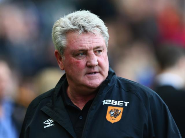 Will Steve Bruce look happier after Hull's clash with Crystal Palace?