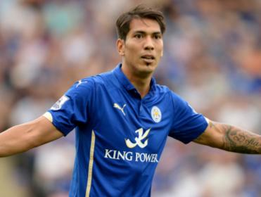 Can Leonardo Ulloa carry on his scoring streak when Leicester face Burnley?