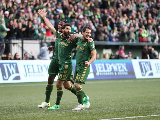 Diego Valeri and the Portland Timbers guarantee goals in their MLS outings