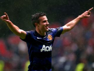 Will Robin van Persie prove to be the difference when Manchester United face West Ham?