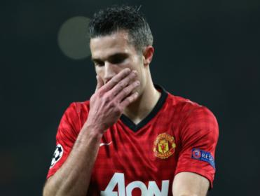 Can Manchester United's Robin van Persie continue his fine scoring record against Stoke?