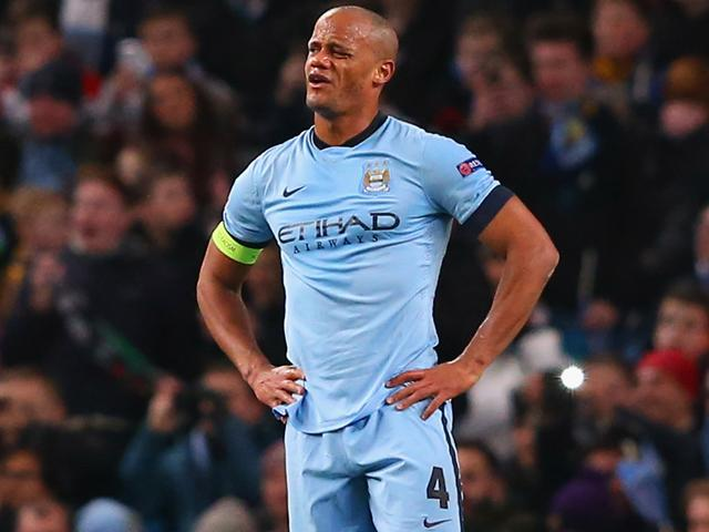 Vincent Kompany changes the way we should view Man City's defence