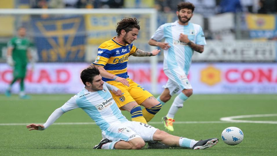 We're hoping Virtus Entella will slide into action tonight