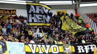 Vitesse fans haven't been enjoying home comforts this season