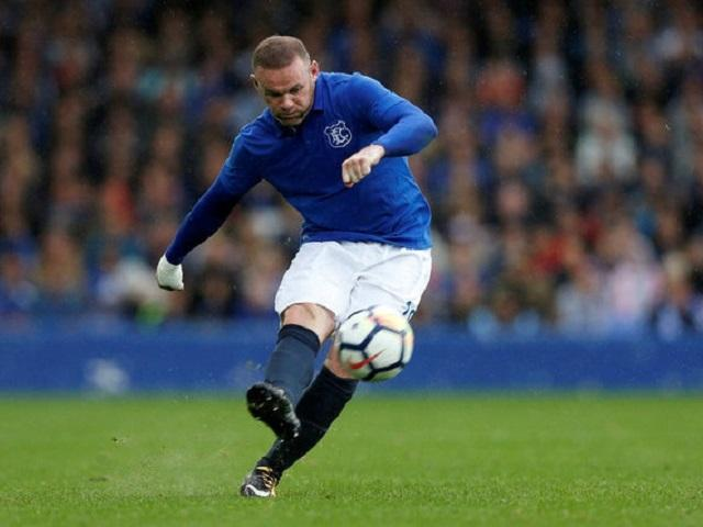 Wayne Rooney is set for his first Premier League appearance for Everton in 13 years