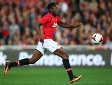 In-form Danny Welbeck will lead Manchester United's attack
