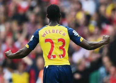 Oh Danny Boy: Welbeck to lead Arsenal charge