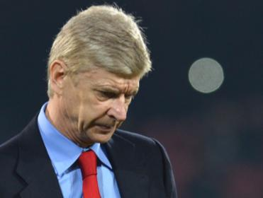 Arsene Wenger will be looking for a reaction from his side against Everton