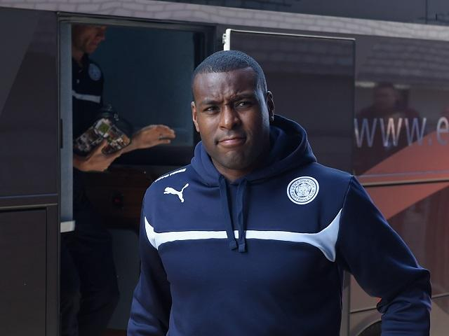 Wes Morgan has looked a shell of his former self this season
