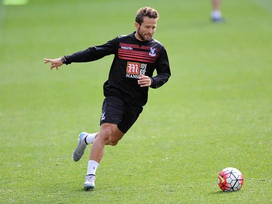 Reasons to be cheerful: Yohan Cabaye is Palace's star signing