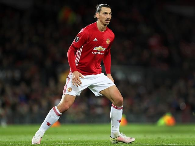 Ibrahimovic has scored 10 goals in his last 10 league games for Manchester United