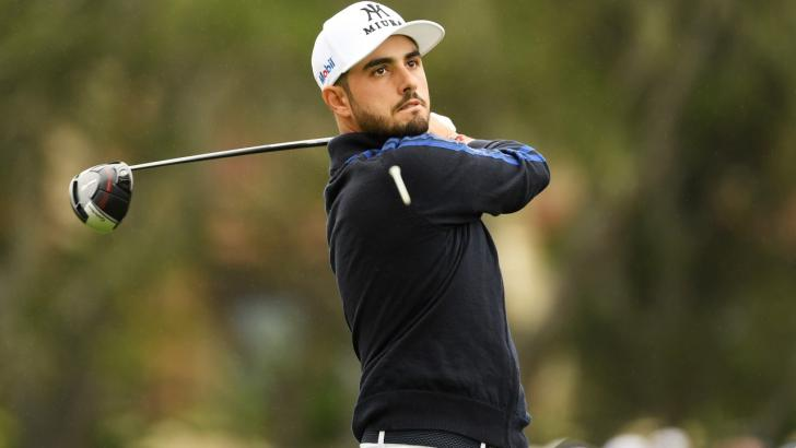 Mexican Abraham Ancer