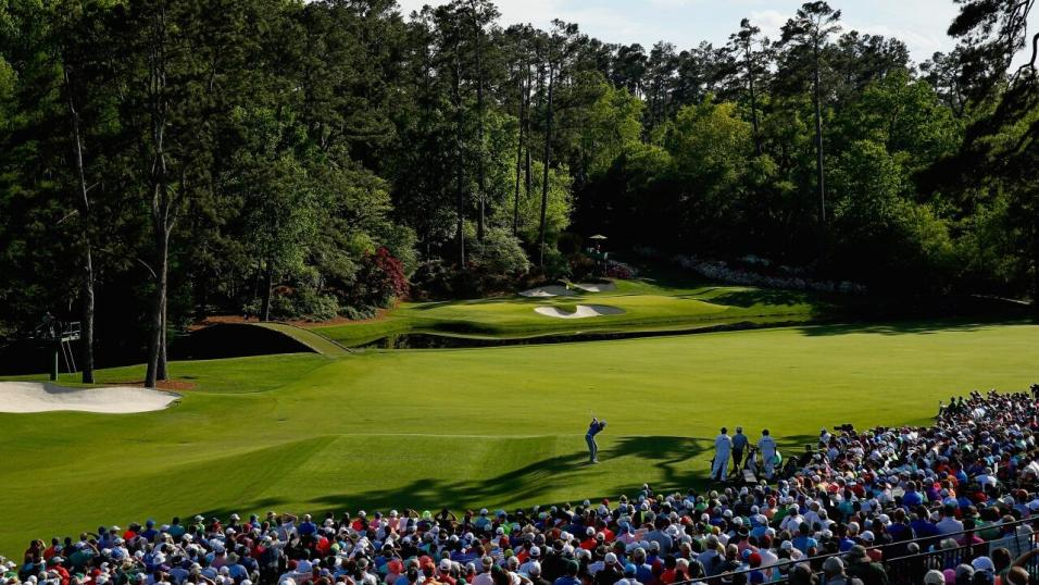 Augusta National, home of The Masters which is being staged in November this year
