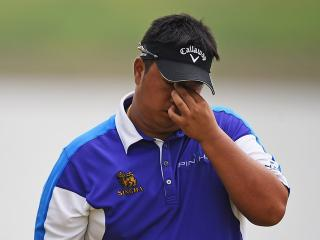 Kiradech Aphibarnrat - Joe's each-way selection for this week's BMW International Open