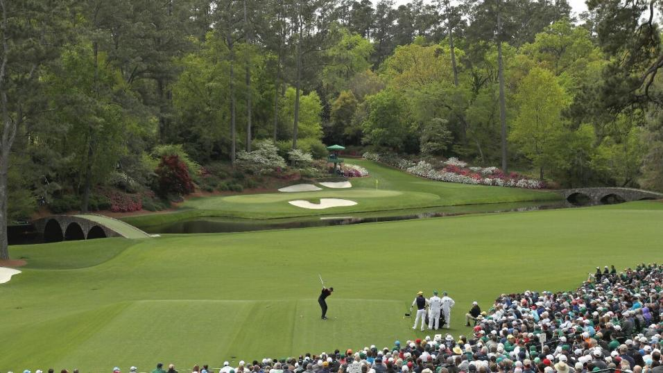 Bet on the masters golf empire dog betting