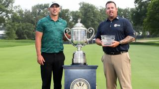 PGA Championship, Brooks Koepka, winner in 2018