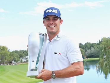 Billy Horschel will be holding his new baby rather than another trophy when the Ryder Cup starts