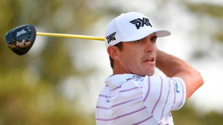 Golfer Billy Horschel