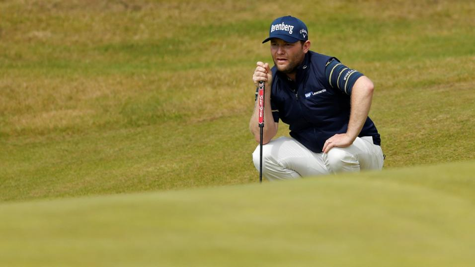 Branden Grace – The Punter's fancy for the US Open