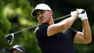 Golfer Brooks Koepka