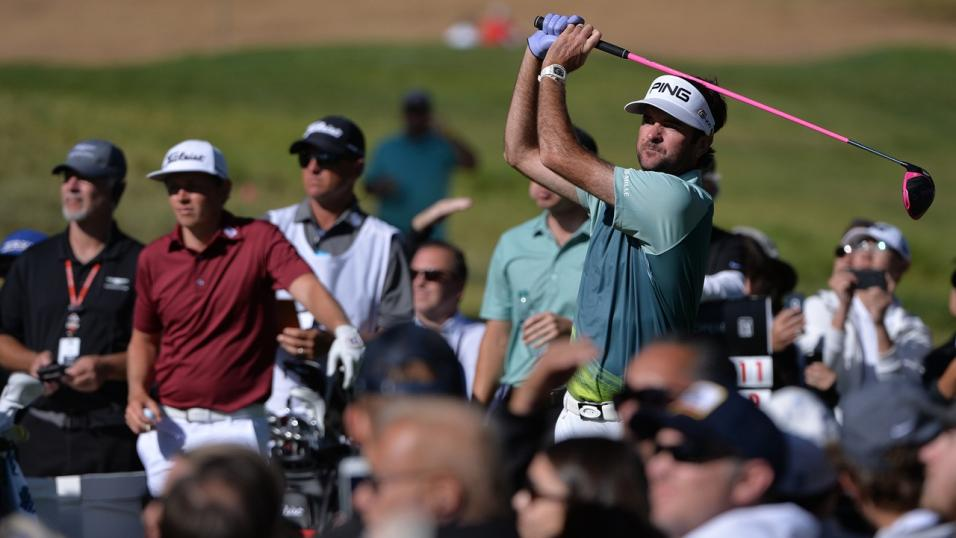 Two-time Masters champion Bubba Watson