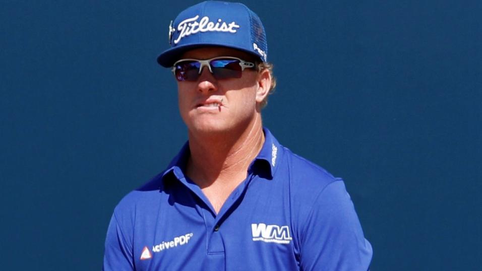 Charley Hoffman: Runner-up at Glen Abbey 12 months ago