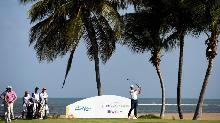 The Puerto Rico Open at Coco Beach has been part of the PGA Tour since 2008