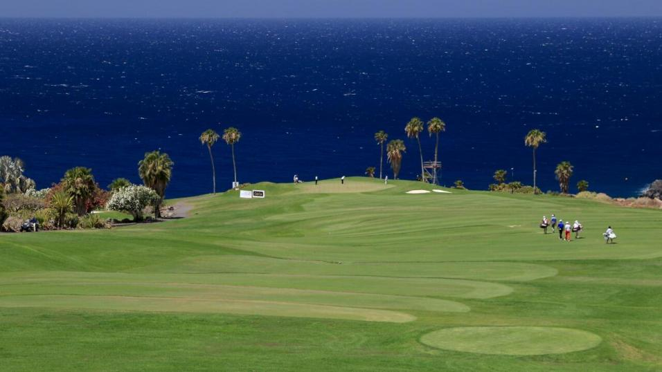 Costa Adeje: A second straight week at this stunning golf resort in Tenerife